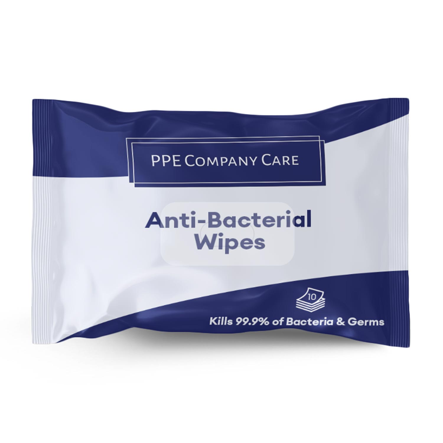 Product Antibacterial Hand Wipes Front